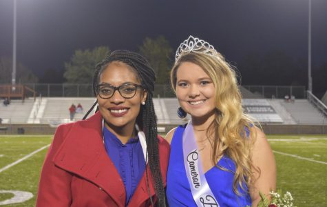 New Homecoming Queen Crowned