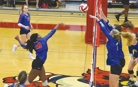 SCHS Volleyball Performed Well This Season