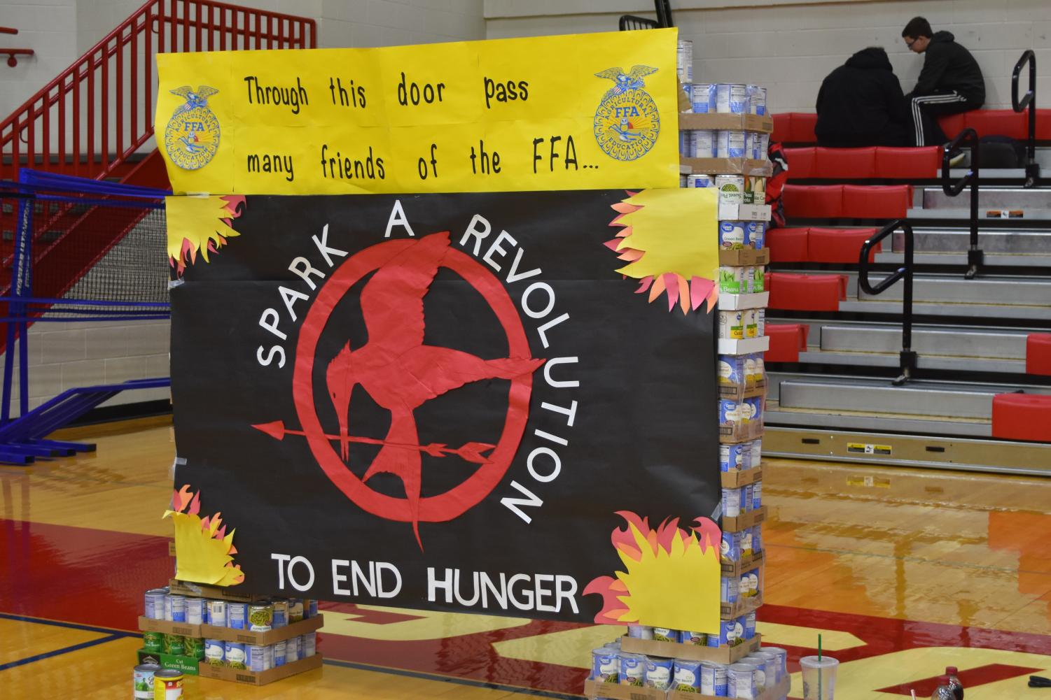 District+agriculture+won+third+place+for+both+the+display+and+for+the+number+of+cans+raised+this+year.++