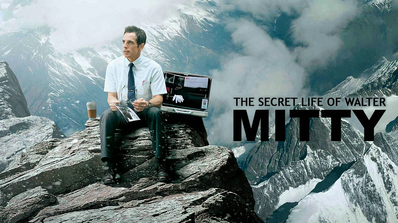 Looking to revisit a film classic?  Check out The Secret Life of Walter Mitty.