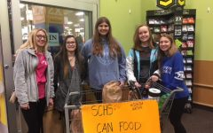 Help Those In Need:  Participate in the Canned Food Drive