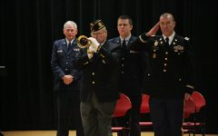JROTC Hosts Veteran's Day Ceremony