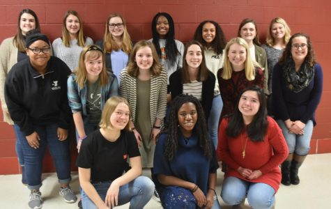 SCHS's Student Ambassadors Lead the Way to Excellence