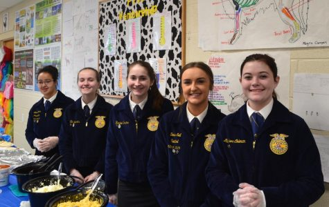 FFA Week Challenges Students to Learn and Serve