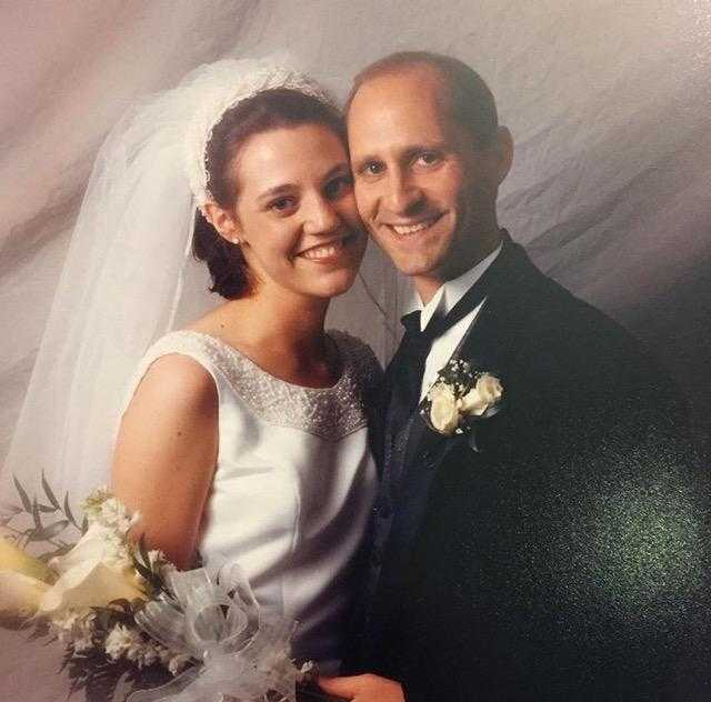 Lauren+and+Michael+Feeback%2C+both+current+faculty+members+at+SCHS%2C+met+at+Tates+Creek+High+School+while+Mrs.+Feeback+was+student+teaching.++The+couple+has+been+married+for+almost+twenty+years.++