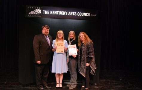 SCHS Student Hannah Tirlea Wins State Runner-Up at Poetry Out Loud Competition