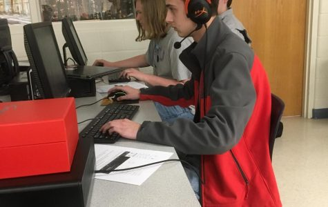 Esports and Competitive Gaming Arrives at SCHS