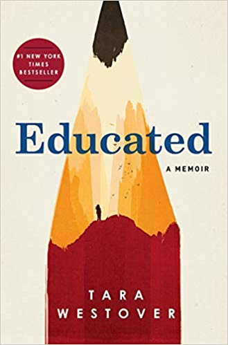 Educated is the life story of Tara Westover who never had any formal education until admitted to Brigham Young University.