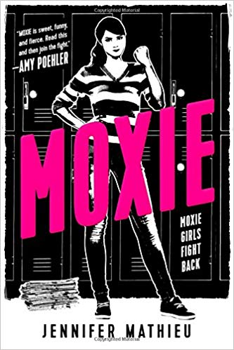 Moxie has been a popular book choice among students at SCHS this year.