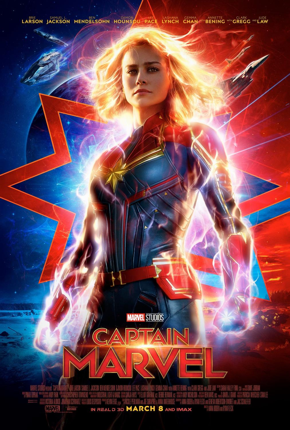 Captain Marvel is an interesting movie showcasing a strong female protagonist.  It also helps tie up loose ends before the release of Avengers Endgame.