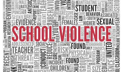 It is a national trend to see violence in schools increase.  Educating students about ways to reduce it will be key.