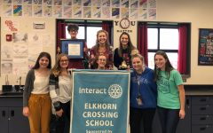 Interact Club Works to Serve the Community