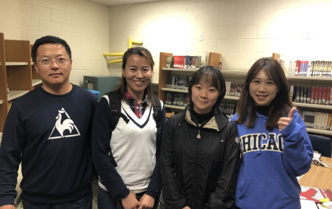 Chinese Guest Teachers Experience New Horizons at Scott County High School